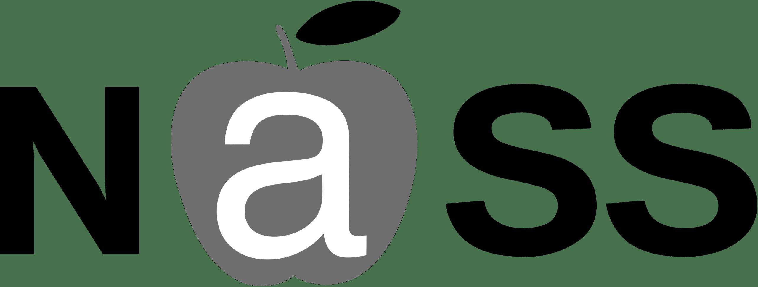 Nass Black and White logo