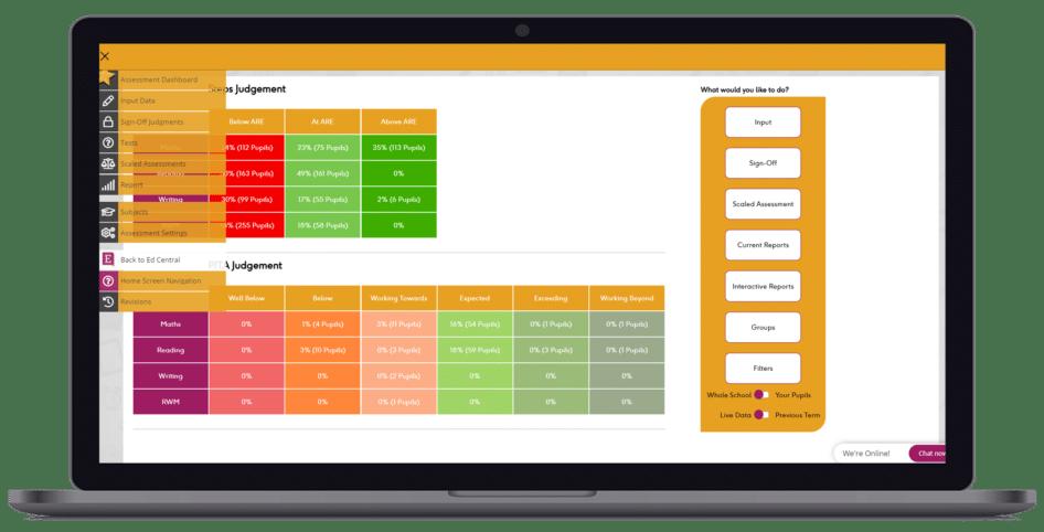 Assessment - Dashboard